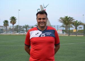 Simone Marcantoni allenatore Giovanissimi